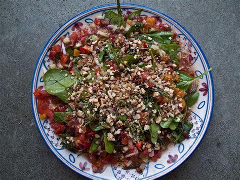 recette cuisine turque salade anatolienne pleine de fraîcheur et saveurs recette