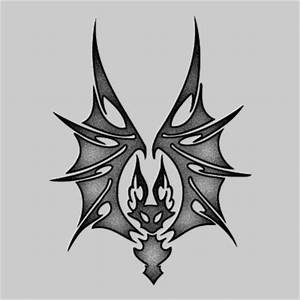 Vampire Bat Tattoo Design: Real Photo, Pictures, Images ...