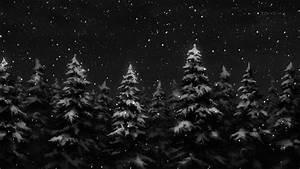 Christmas snow all scenery sao snowfall Sword Art Online ...