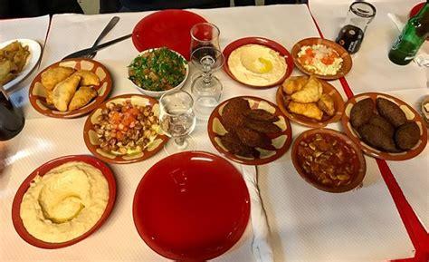 cuisine du liban restaurant le cèdre du liban dans anglet avec cuisine