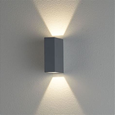 ex2561 led exterior up down wall light clarence