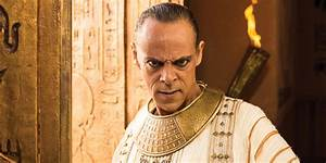 Alexander Siddig says Channel 5's Tut is way bigger than ...