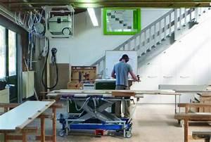 Werkstatt Einrichten Ideen : teil 3 der bm serie schreinerei 4 0 die werkstatt der zukunft prozesse steuern bm online ~ Markanthonyermac.com Haus und Dekorationen