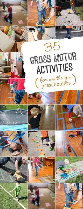 35 gross motor activities for preschoolers that like to move 716 | 10a2feb74f176a39a0732e7d5e446ca3