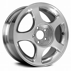 """Replace® - Ford Mustang 2000-2004 16"""" Replica 5 Spokes Factory Alloy Wheel"""