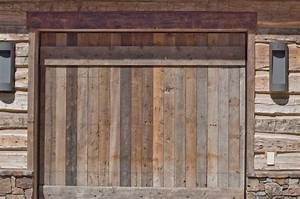 Photo 13271 barnwood garage door for Barnwood skins