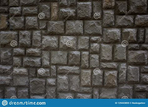 Aged stone retaining wall in various dimensions. Urban Wall Grey Decorative Stone Blocks Texture Outside A ...