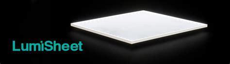 Led Light Design: Contemporary Design Flat LED Light