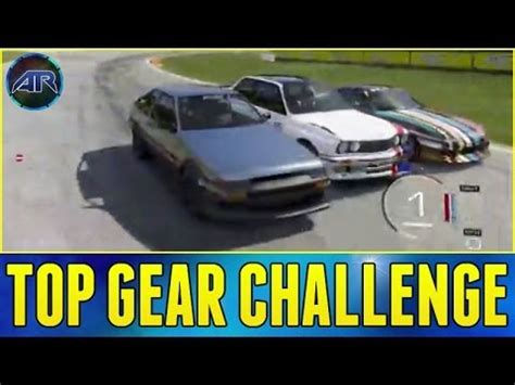 Top Gear Challenger by Forza 5 Top Gear Challenge Cheap Car Challenge Live