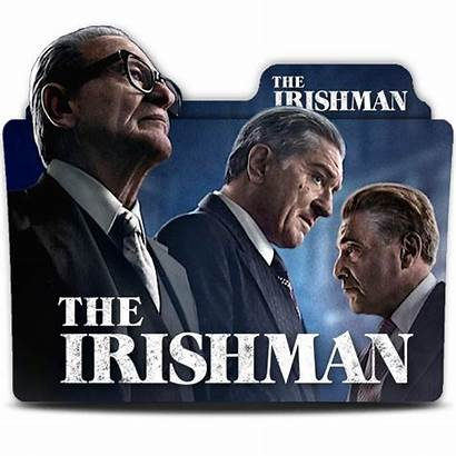 Icon Folder Irishman Movie Zenoasis Favourites