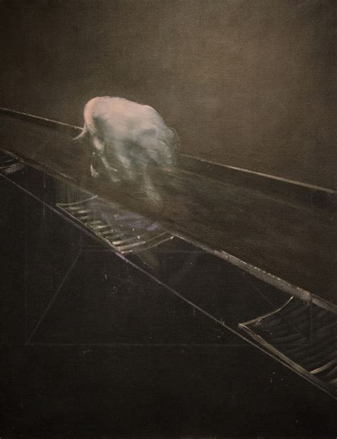 Artwork By Francis Bacon  Study For A Running Dog, (1954