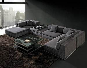 Modern sectional sofas and corner couches in toronto for Sectional sofas ontario canada