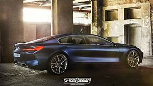BMW 8 Series Gran Coupe, codename G16, arriving in Fall 2019