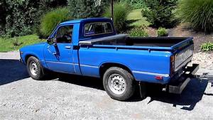 1981 2wd Toyota Pickup