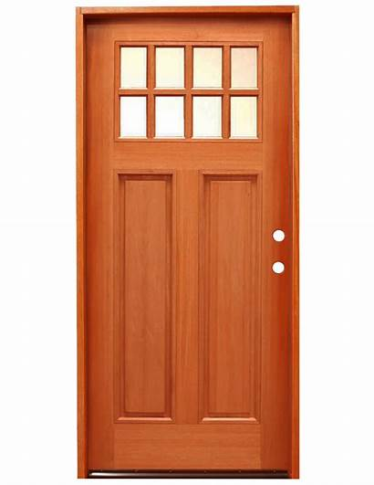 Door Clipart Entry Wood Cartoon 36 Mahogany