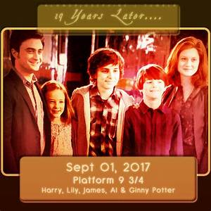 Harry and Ginny images Harry & Ginny wallpaper and ...