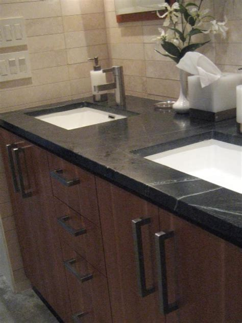 high end laminate countertops choosing bathroom countertops hgtv