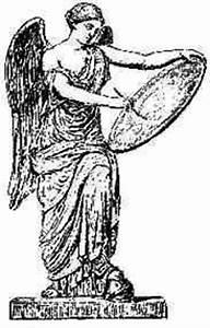 Roman Goddess Victoria