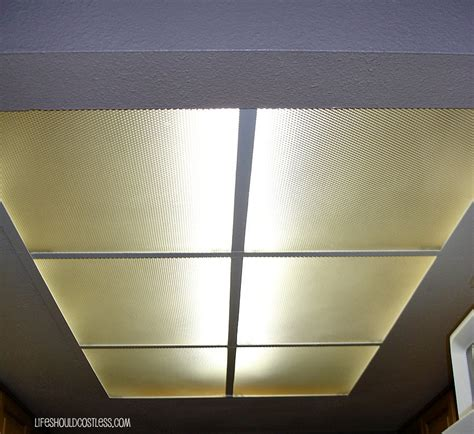 kitchen ceiling light covers how to clean those ceiling light covers paneling in 6512