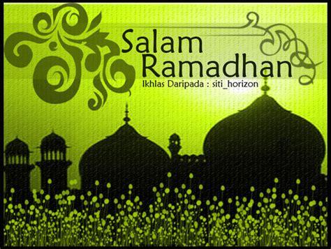 kumpulan ucapan ramadhan nur supomo