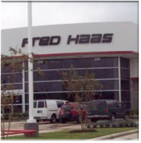Fred Haas Toyota Tomball by Coleman Associates Portfolio Commercial Real