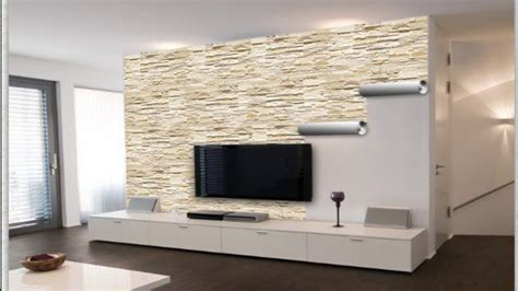 Bricks Tv Wall Interior Designs