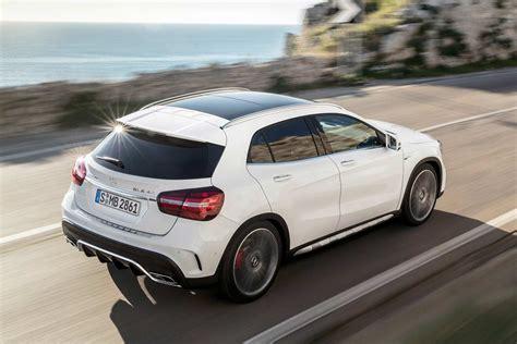 New mercedes gla amg 2019 review interior exterior. Fiche technique Mercedes GLA 45 AMG 2019