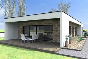 davausnet maison moderne en forme de cube avec des With superb photo maison toit plat 8 photo de maison design darchitecte toit plat
