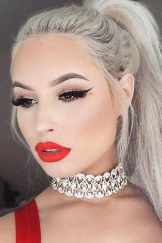 red lipstick ideas     sexy trending dirt