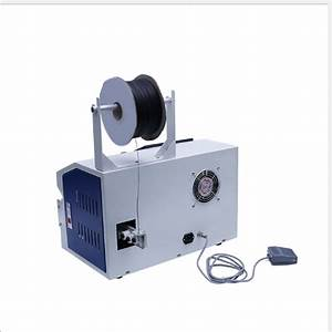 Wire Tying And Winding Machine Cable Tying Equipments