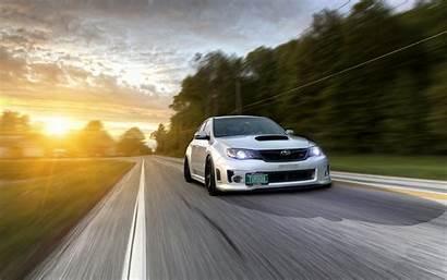Subaru Wrx Impreza Road Sti 4k Wallpapers