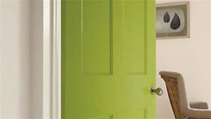 comment peindre une porte en bois With repeindre une porte en bois