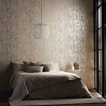 Harlequin Cobra Bedroom Accent Wall Gold Living