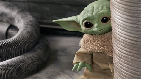 Pick one download and enjoy. Baby Yoda HD Wallpapers - Top Free Baby Yoda HD ...