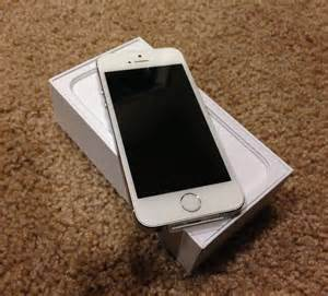 iphone 5s silver iphone 5s silver unboxing