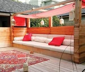 pergola mit sonnensegel eine absolute wohlfuhlgarantie With französischer balkon mit garten pergola holz