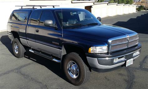 Dodge 2500 For Sale by Fully Loaded 2001 Dodge Ram 2500 Slt Lifted For Sale