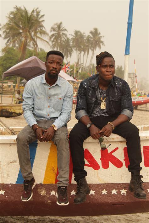 Black music & gangsta music. koboo (dondobiom) with tadditomzy Next Hi-Life Mugu in Ghana Africa Beach section | Couple ...