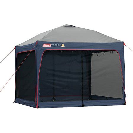 coleman 12x12 canopy coleman max 10 x 10 instant shelter canopy walmart