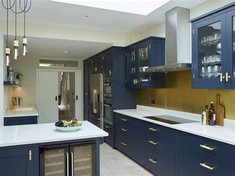 muswell hill painted shaker kitchen higham furniture