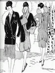 1920 Roaring Twenties Fashion Women