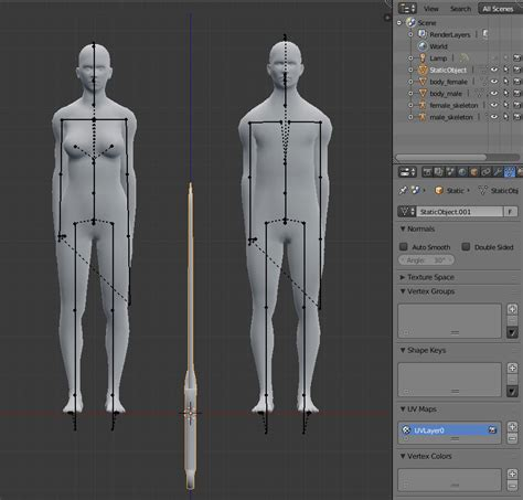 blender male template steam community guide a mediocre guide on how to mod