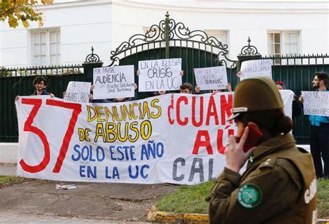Chile Announces Massive Probe Into Catholic Churchs Sex