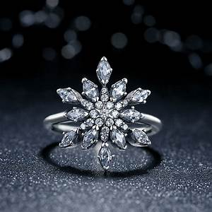 popular snowflake wedding ring buy cheap snowflake wedding With snowflake wedding ring set