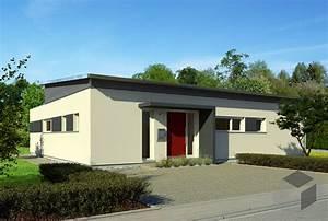Fertighaus Preise Schlüsselfertig : bungalow pultdach von baufritz komplette daten bersicht ~ Frokenaadalensverden.com Haus und Dekorationen