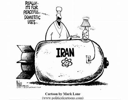 President Trump Iran Cartoon Thanks Mr Again
