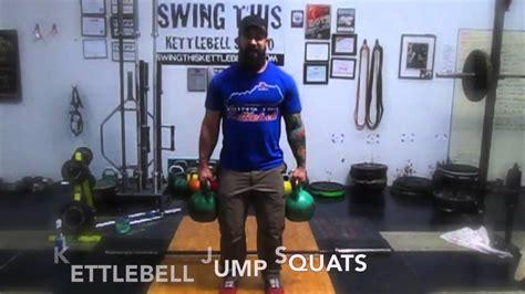 kettlebell jump squat