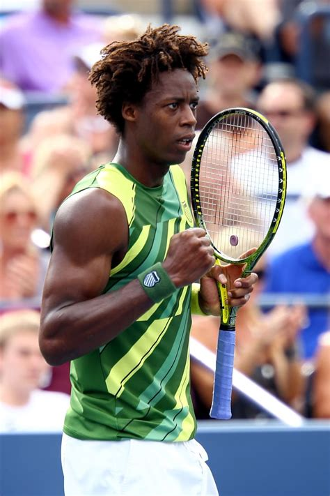 Click here for a full player profile. Gael Monfils | Hottest Athletes of 2011 | POPSUGAR Love ...