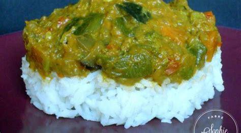 utilisation du lait de coco en cuisine curry de légumes au lait de coco la tendresse en cuisine