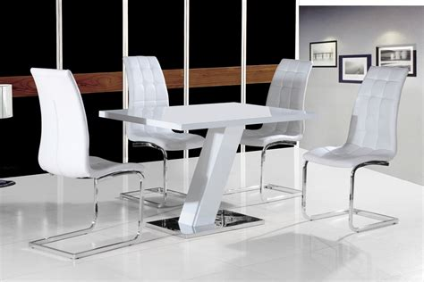 modern white kitchen table white modern kitchen table quicua com